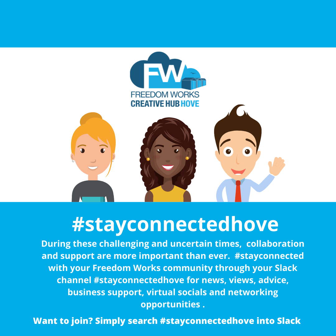 #stayconnectedhove