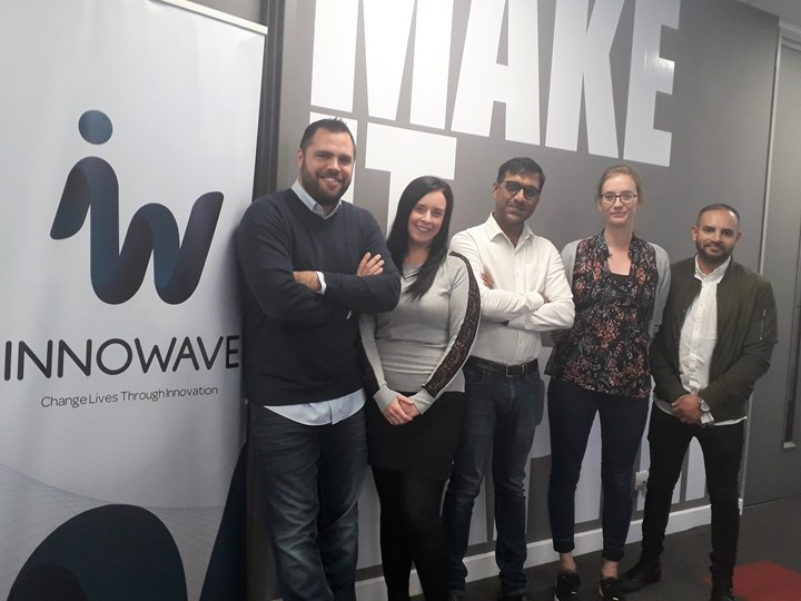 WELCOMING INNOWAVE AS GATWICKS MEMBER OF THE MONTH IN SEPTEMBER!!