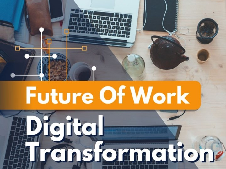WHY DIGITAL TRANSFORMATION CAN NO LONGER BE IGNORED