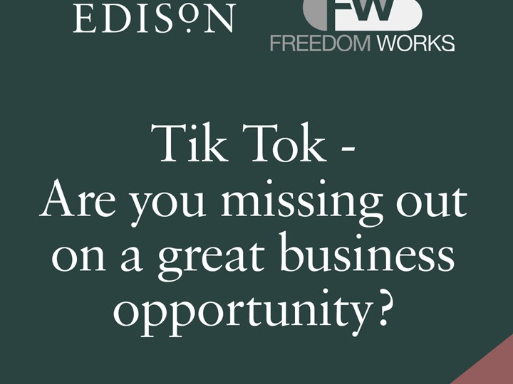 TIK TOK - ARE YOU MISSING OUT ON THIS BUSINESS OPPORTUNITY?  Webinar recording