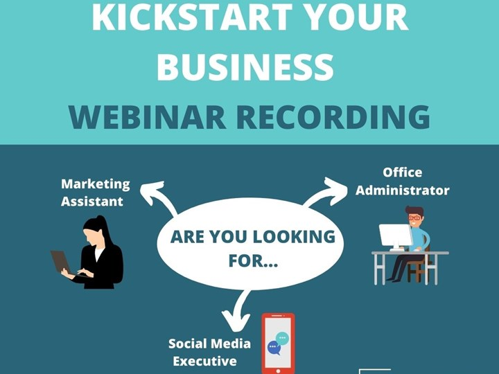 WEBINAR RECORDING - Kickstart your Business 2021