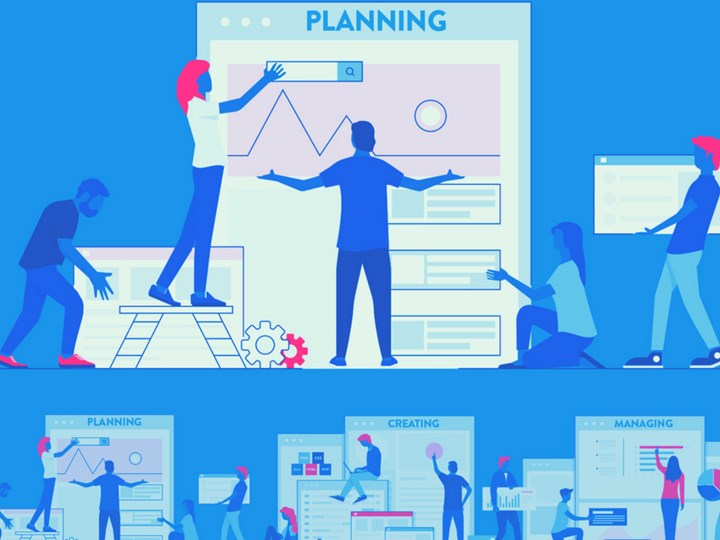 The Layman's Guide to Planning, Creating and Managing a Website