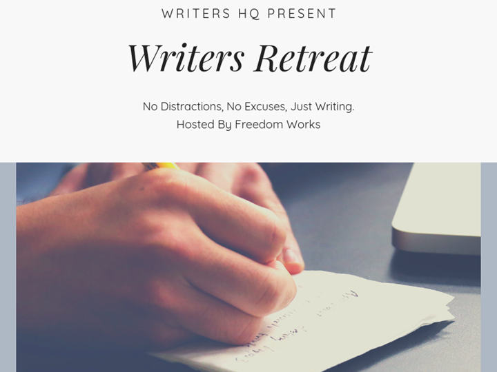 Hove Writers Retreat