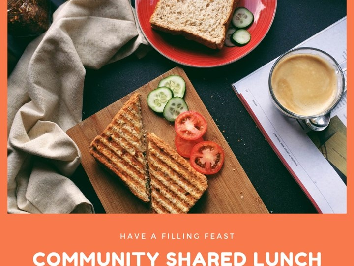 January Community Shared Lunch