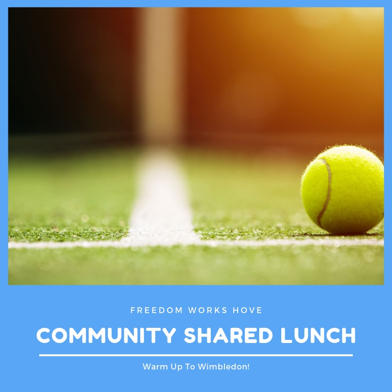 June Community Shared Lunch