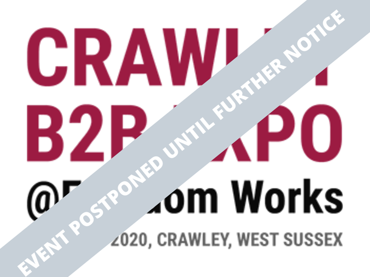 Crawley B2B Expo @ Freedom Works Gatwick