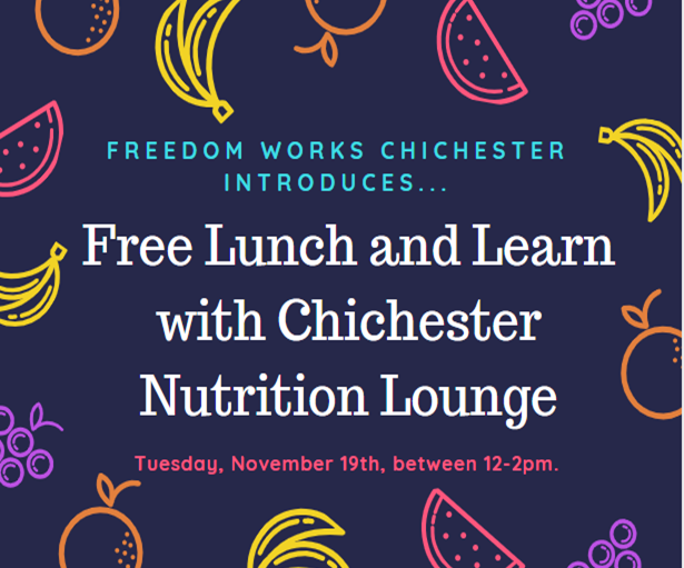 Lunch and Learn with Chichester Nutrition Lounge
